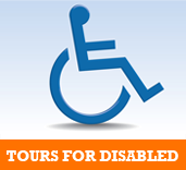 Tours for disabled from cochin